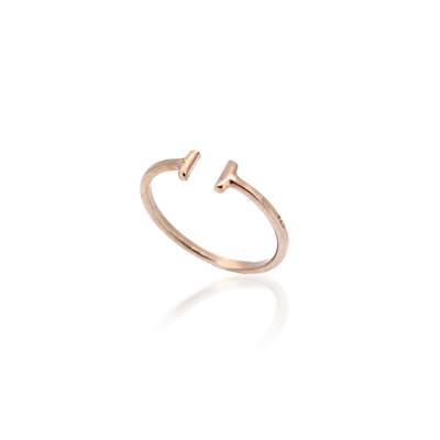 Maya Magal - Tiny Beaten Little Finger Ring