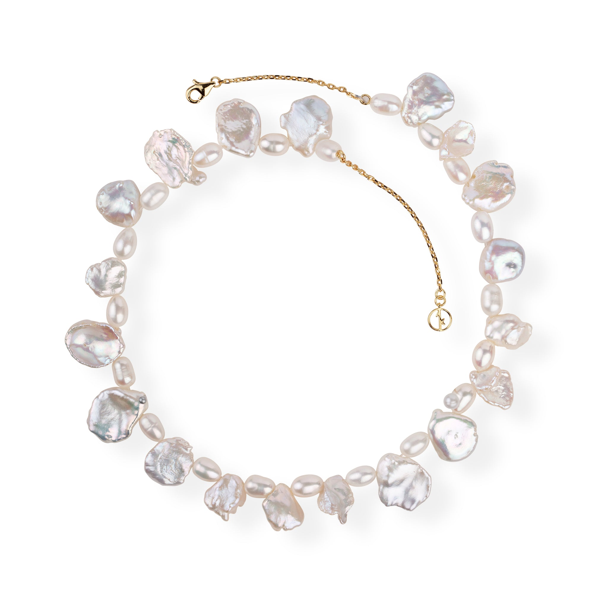 ANISSA KERMICHE - SHELLEY NECKLACE