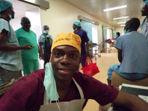 The eoSurgical ESSQ scholarship – dispatches from Lusaka!