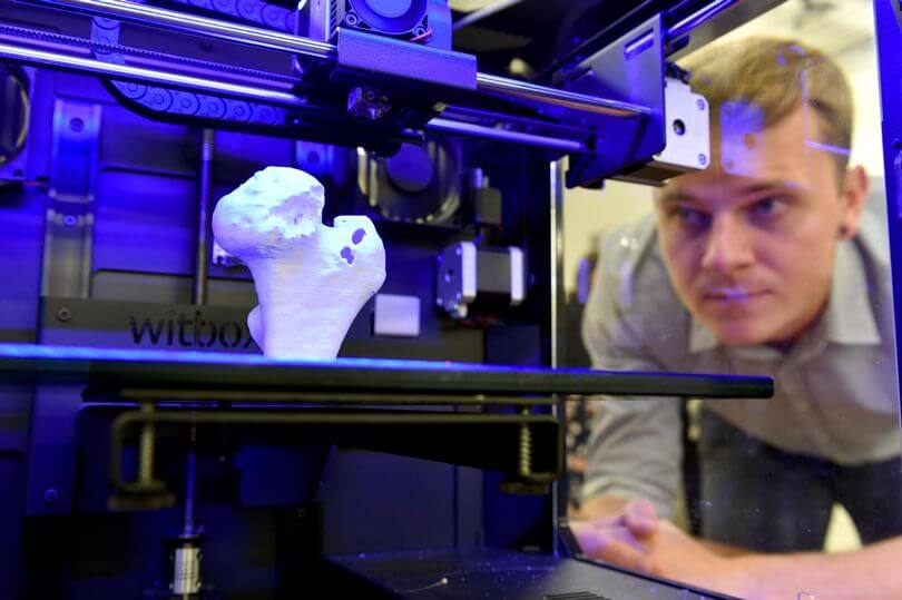 3D Life Prints partners with eoSurgical