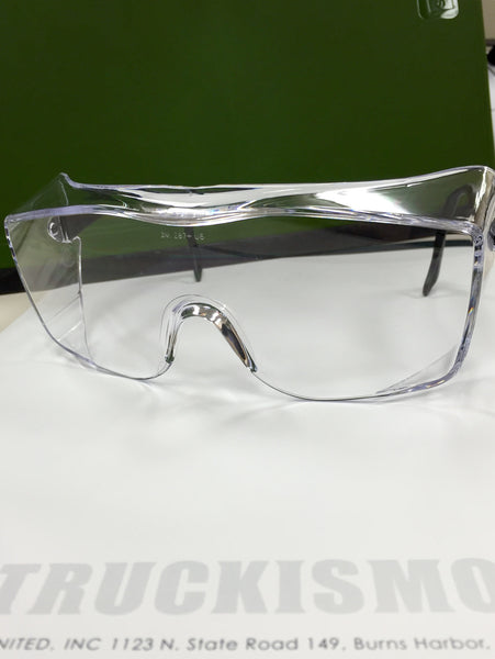 Safety Glasses - Over Regular Glasses