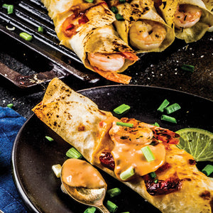Fisherman's Kitchen Bang Bang Shrimp Taquitos Recipe