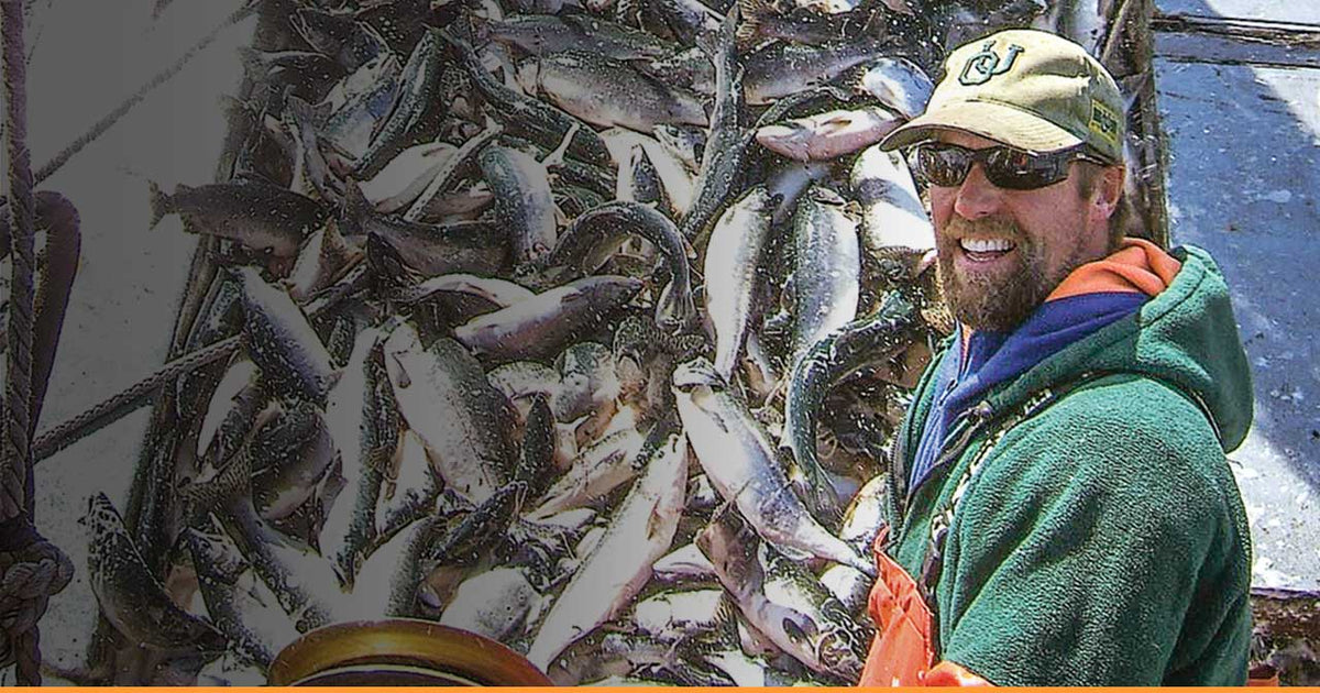Fishermans Kitchen Owner & Commercial Fisherman Ryan Rogers Fishing in Alaska