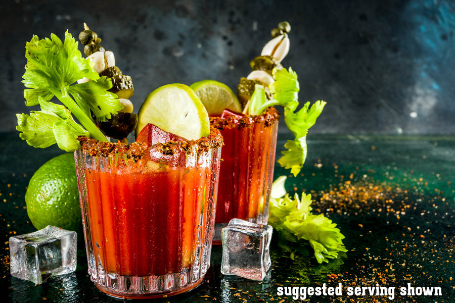 Fisherman's Kitchen Cajun Bloody Mary Recipe