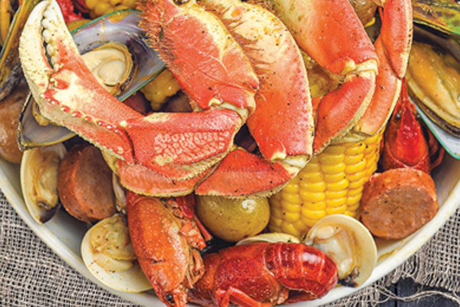 Fishermans Kitchen Cajun Crab Boil Bags