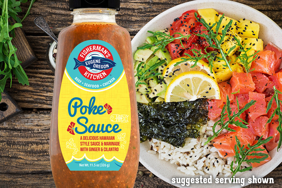 Fisherman's Kitchen Poke Marinade and Sauce