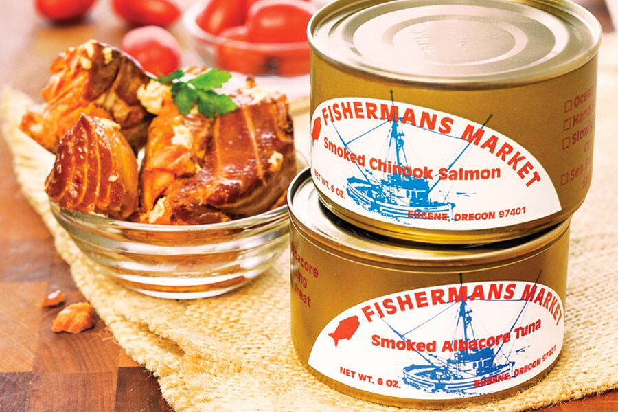Fisherman's Kitchen Premium Canned Seafood