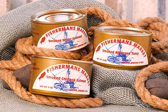 Fishermans Kitchen Canned Seafood