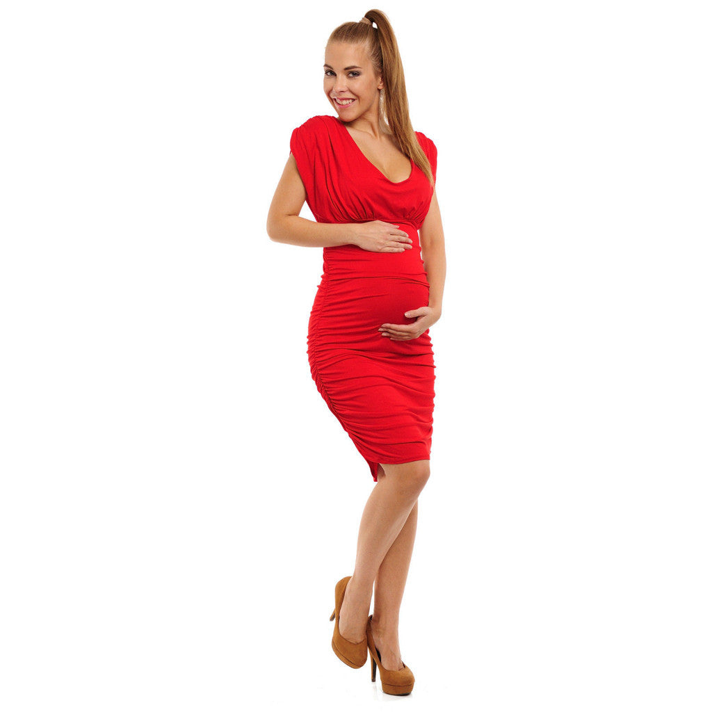 Sleeveless Stretch Bodycon Dress