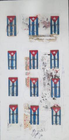 Cuban Art Project's Exhibition