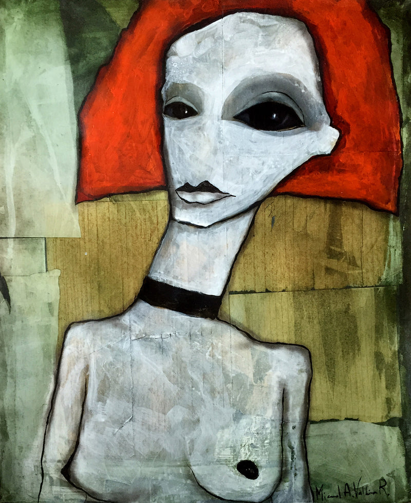 Miguel Angel Nostalgic Cubanocanadian Cuban Art
