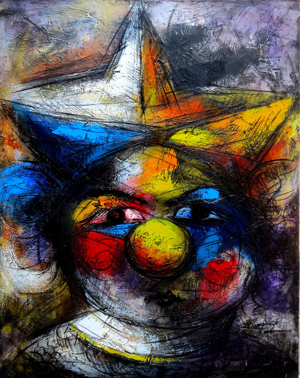 Yasiel Elizagaray Cardenas Mind Journey Cubanocanadian Cuban Art Arte Cubano