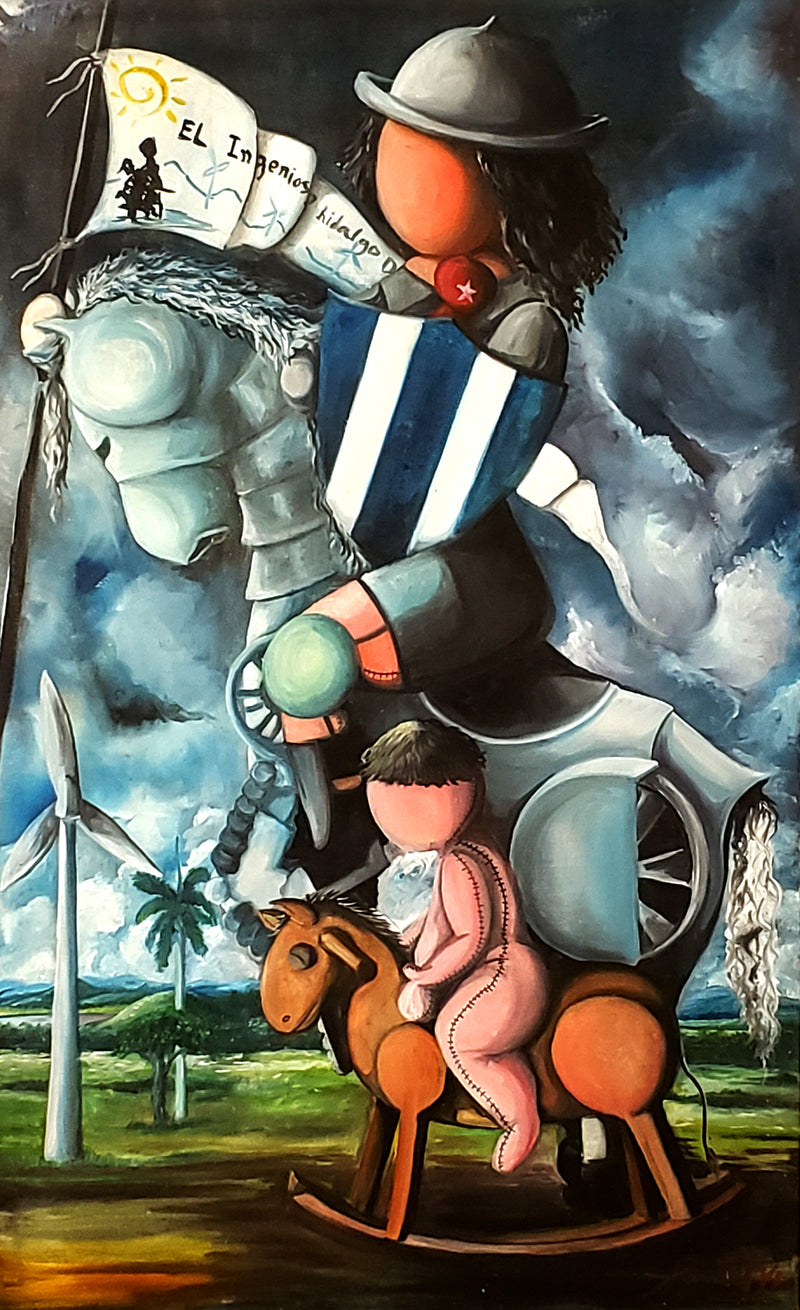 Daniel Ortega Beltrán Cubanocanadian Cuban Art for Sale
