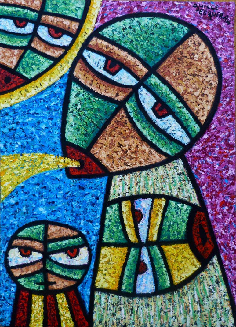 The Visitor Cubanocanadian Cuban Art Arte Cubano
