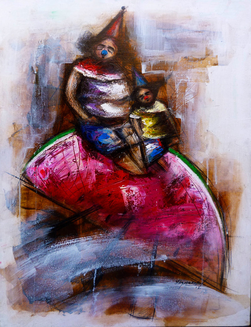 Yasiel Elizagaray WATERMELON Cubanocanadian Cuban Art for Sale