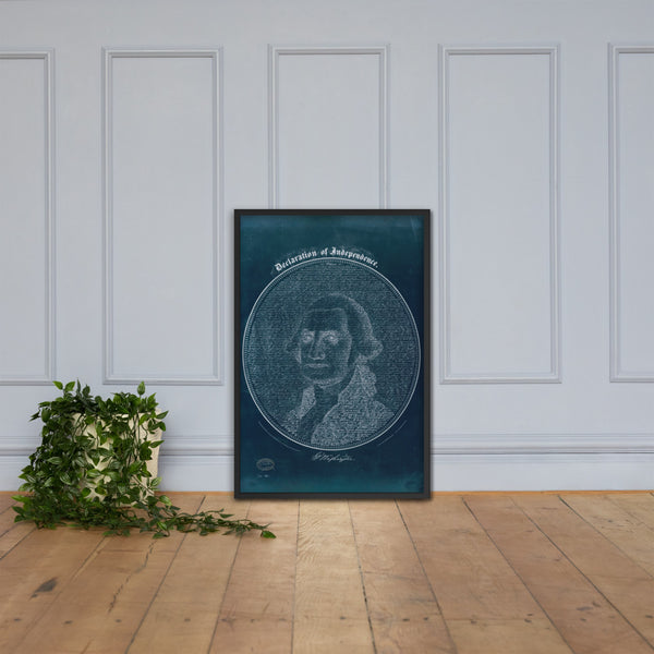 The Art of the Declaration - Historia Posters