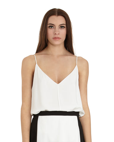 VOZ Double Layer Cami | Ivory
