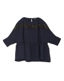 Rachel Comey Reunion Top in Navy