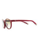 Etnia Barcelona Sunglasses AF 280 in Red | side view