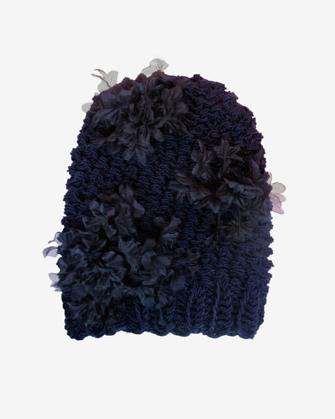 Gigi Burris | Bloom Beanie in Navy