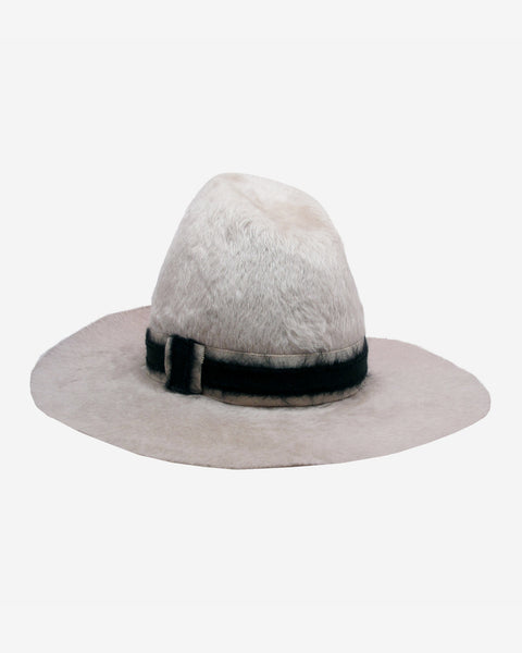 Gigi Burris | Stevie Felted Fur Hat in Tan