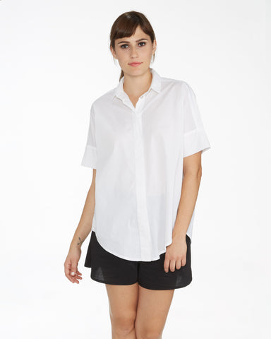 Isapera Locanda Cotton Shirt | Made in Greece