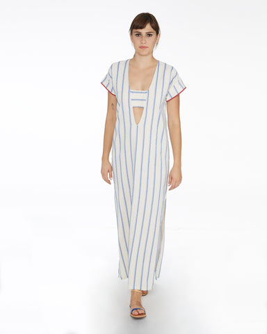 Isapera Deck Kaftan Dress - FINAL SALE