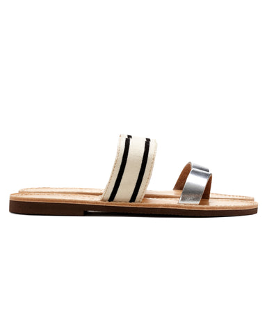 Isapera | Agrari Greek Leather Sandals
