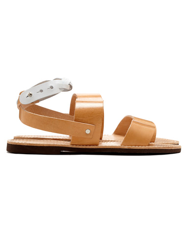 Isapera Sandals | Fokos in Natural