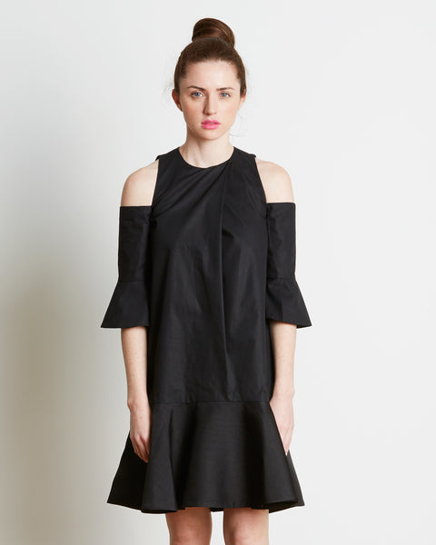 PAPER London Chagall Dress in Black