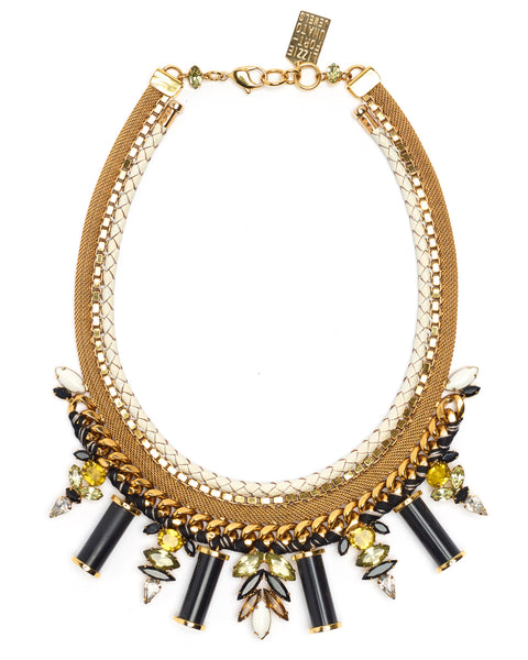Lizzie Fortunato Lagoon Necklace