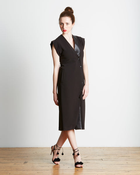 Rachel Comey Laden Dress | Black