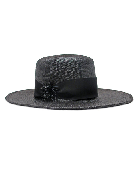 Gigi Burris | Fisher Hat in Black - FINAL SALE