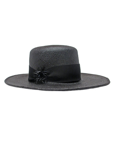 Gigi Burris | Fisher Hat in Black