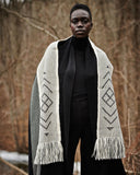 Voz | UN Trust Fund Scarf in Ivory