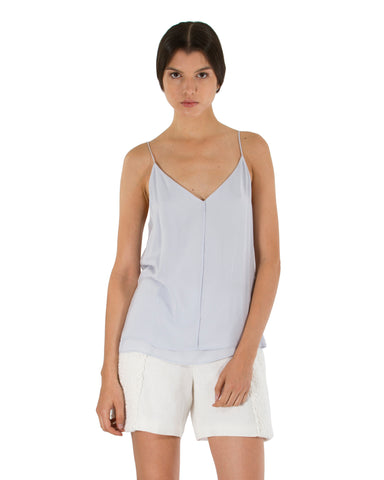 VOZ | Double Layer Cami | Celestial Blue