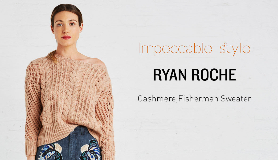 Cashmere Knits by Ryan Roche