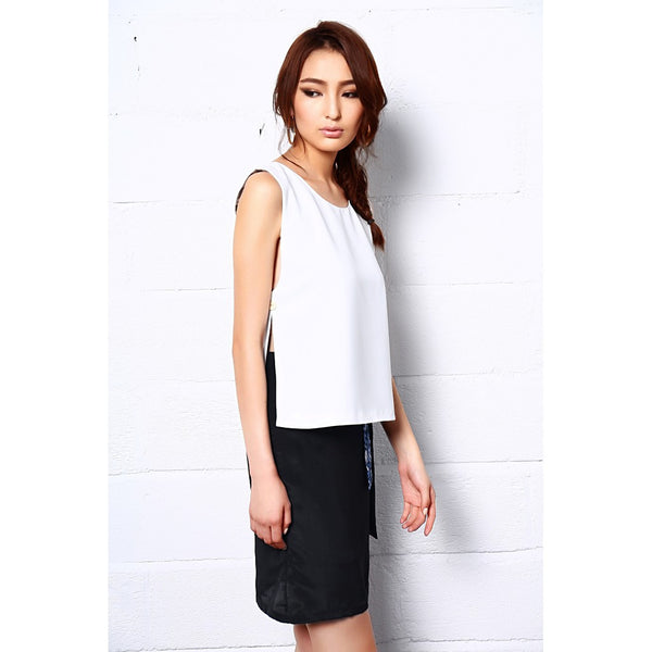 Purest Form Sleeveless Blouse