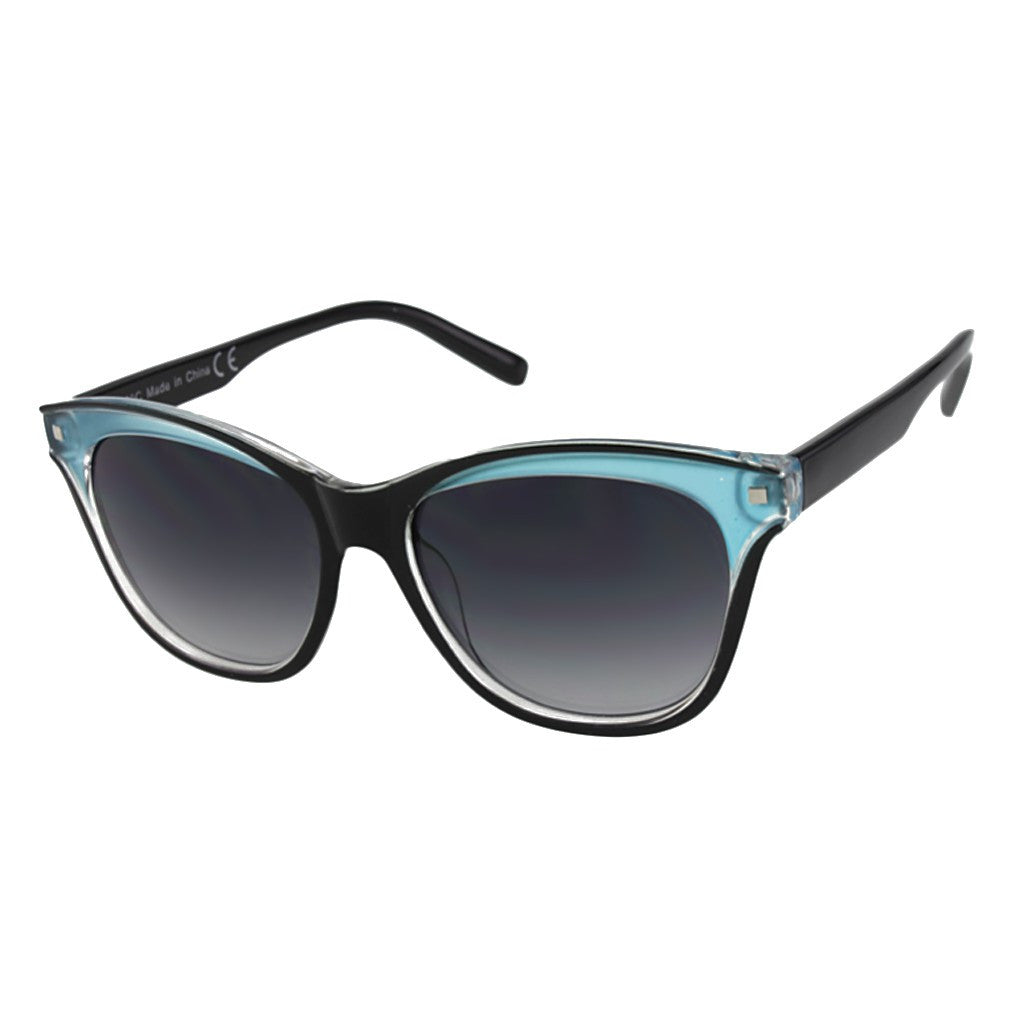 Womens Two Tone Sunglasses