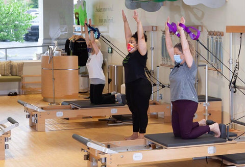 Epiphany Pilates Studio, Fairfax, Virginia