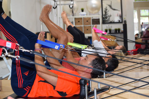 Good Citizen Pilates Loops Are Perfect For Father's Day