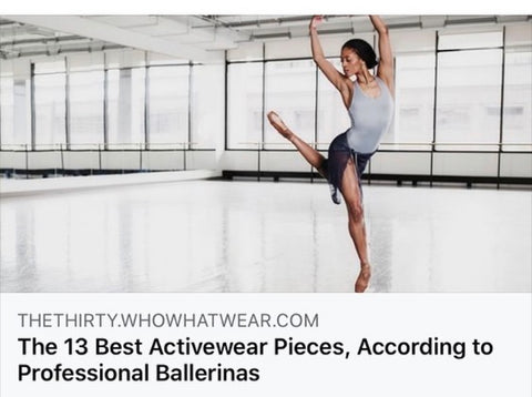 The 13 Best Activewear, According to Professional Ballerinas: #9 Good Citizen Personal Pilates Straps