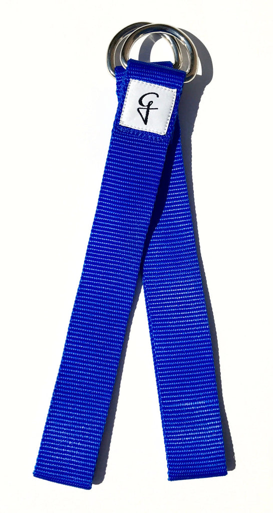Blue Personal Pilates Loops Pilates Straps