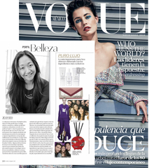 Evolue en Vogue Mexico Noviembre