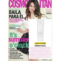 Cosmopolitan MX June recommends Evolue's Gentle Cleanser Makeup Remover