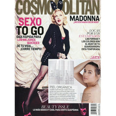 Evolue Mexico in Cosmopolitan May 2015 Beauty Edition