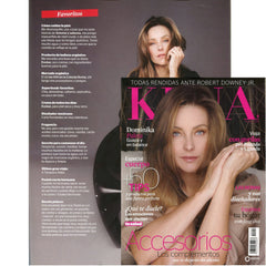 Evolue mentioned in KENA by Dominika Paleta as Favorite Skincare