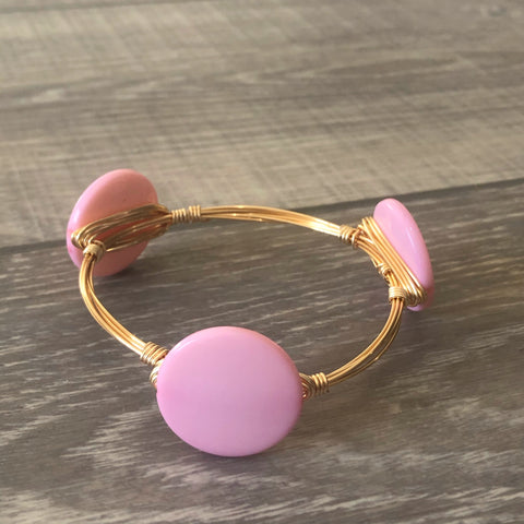 Light Pink Bangle