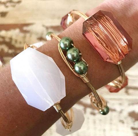 The Myra Bangle Stack