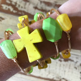 Lime Green Bangle